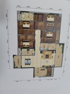 (桂平)润景江都4室2厅2卫139m²毛坯房