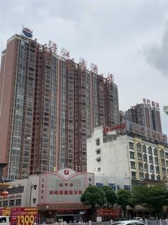 (桂平)大赢伦巴国际公馆 3室2厅2卫127.5m²毛坯房