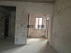 金源新城出售3室2厅2卫113.53平毛坯房